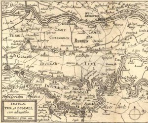 """Insula de Bommel"" lugar donde ocurrió."