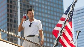 Un fotograma de 'El lobo de Wall Street'.