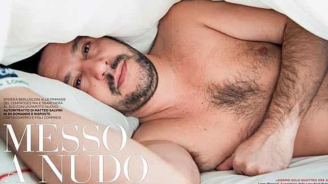 El político Matteo Salvini