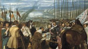 «La rendición de Breda», cuadro de Diego Velázquez