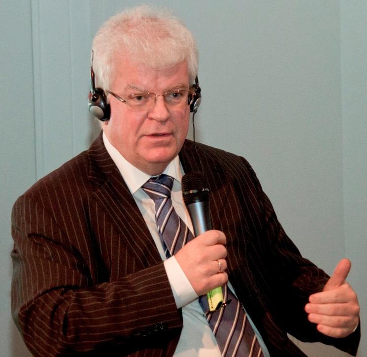 Vladimir Chizhov, embajador ruso en la Unión Europea