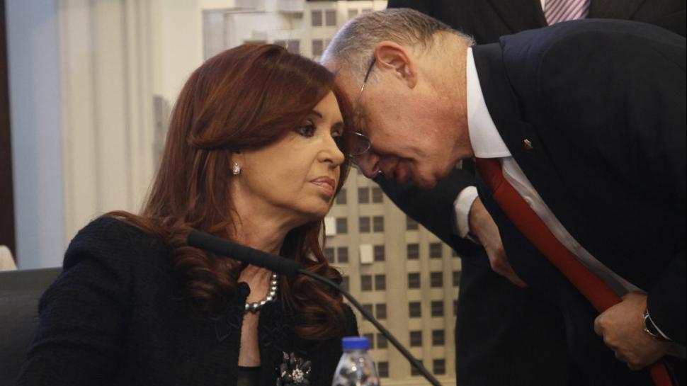 Cristina y Timerman