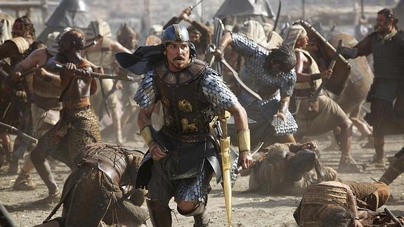 Fotograma de 'Exodus'.