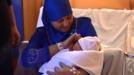 Nora es el primer bebé nacido en 2015 en Vascongadas