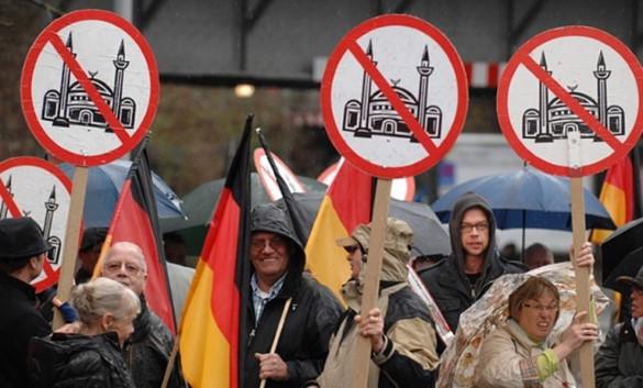 El movimiento Pegida crece en toda Alemania