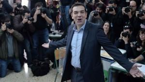 Alexis Tsipras, líder de Syriza y primer ministro de Grecia