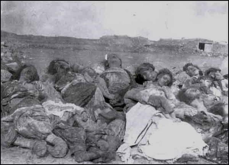 El genocidio armenio