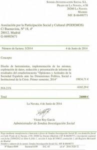 QUE HIJOS DE PUTA SON LOS FASCISTAS DE PODEMOS Factura11-194x300