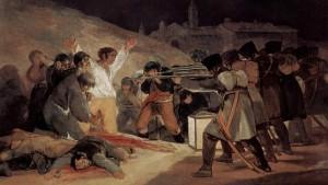 «Los fusilamientos del 3 de mayo». Así plasmó Goya la crudeza de la invasión francesa