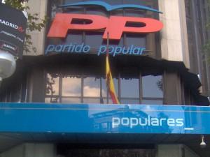 Sede nacional del Partido Popular