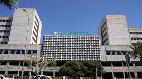 Hospital Materno Infantil de Málaga en el que el bebé se encuentra hospitalizado Leer más: Detenida una pareja por supuesto maltrato a un bebé de 18 meses