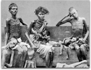 Stalin mató de hambre a siete millones de ucranianos