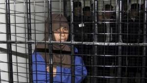 La yihadista iraquí Sajida al Rishawi.
