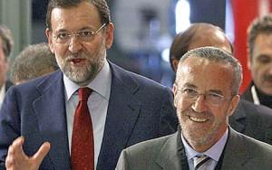 Imagen de Rajoy y Arriola