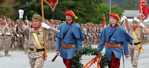 Acto Homenaje a los Caídos Regimiento Garellano-Bilbao