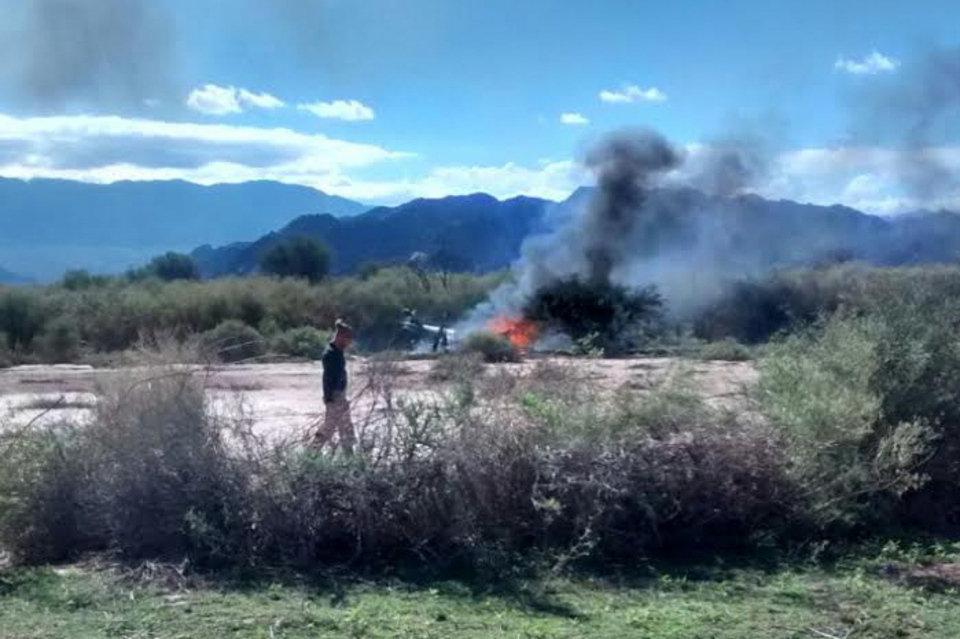 Diez muertos al chocar dos helicópteros que grababan el reality de aventuras