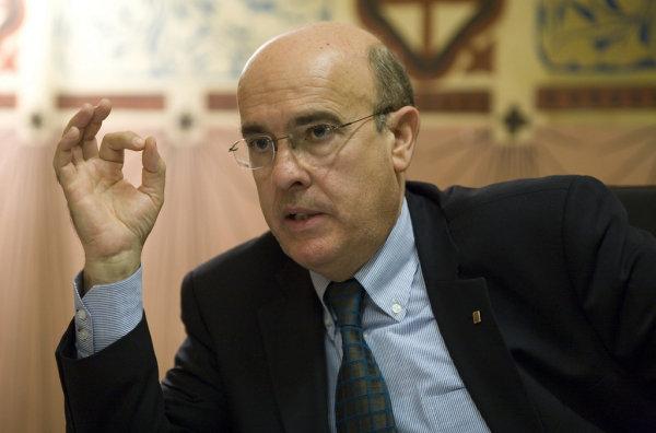 El resposable de Salud de la Generalitat, Boi Ruiz