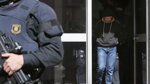 Once detenidos en una operación policial contra el yihadismo