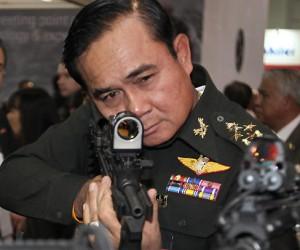 El general Prayuth Chan Ocha