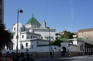 La Gran Mezquita de París es la mayor de Francia