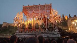 La Virgen de la Soledad del Sepulcro.