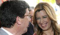 Ciudadanos y PSOE acercan posturas para la investidura de Susana Díaz