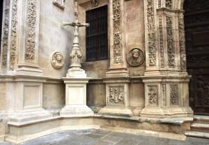 Cruz de la Inquisicion, junto al Ayuntamiento de Sevilla