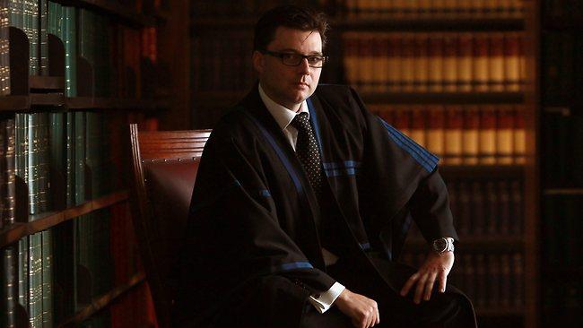 El juez Matthew Myers