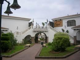 La zona conocida como Poblado Marinero, escenario de los hechos