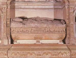 Sepulcro del Cardenal Mendoza, en la Catedral de Toledo