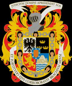 Escudo de los Cortés