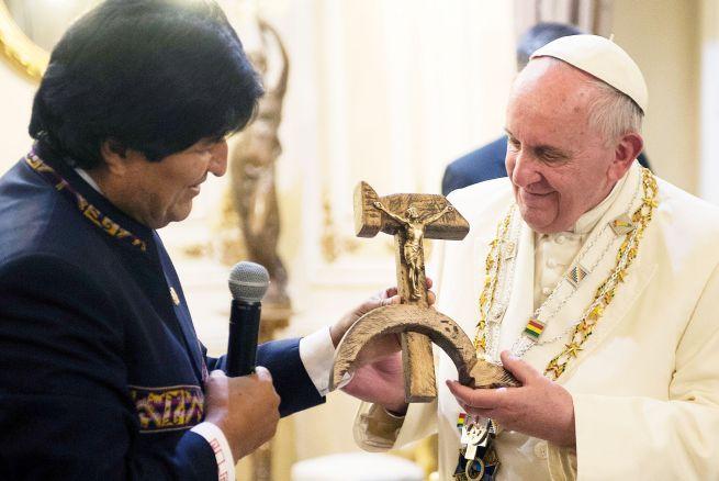 Francisco, reinado o pontificado. - Página 9 Papa1