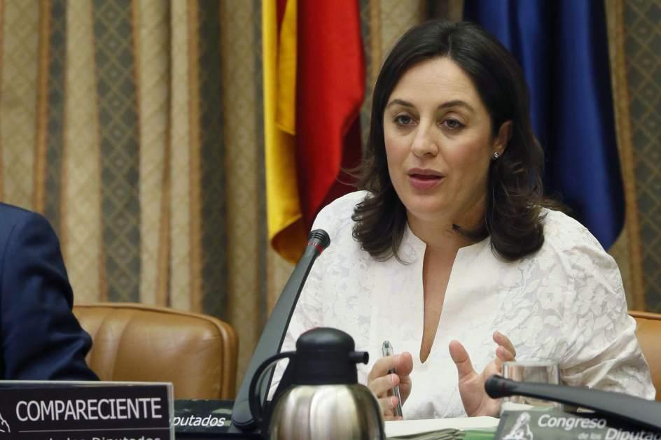 La delegada del Gobierno para la Violencia de Género, Blanca Hernández
