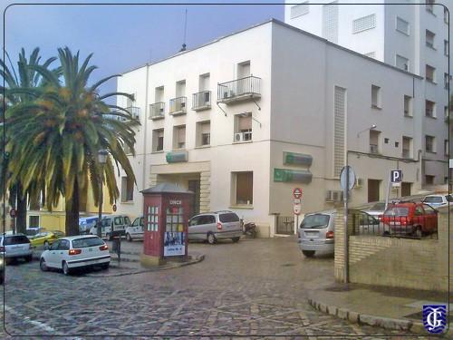Centro de Salud Centro en Jerez