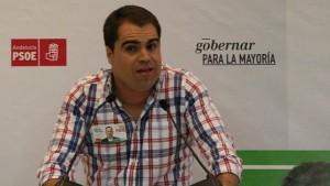 Juan María Cornejo, hijo del número dos del PSOE andaluz