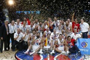 España se ha convertido por tercera vez en campeona del Eurobasket