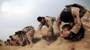El autodenominado Estado Islámico se caracteriza por emplear métodos brutales para sembrar el terror.