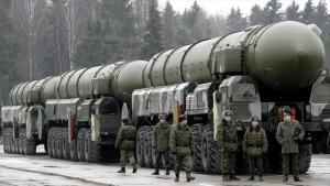 Misiles balísticos nucleares rusos modelo RT-2PM Topol