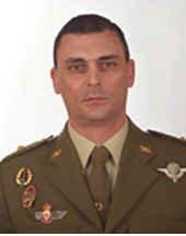 El teniente coronel y colaborador de AD, Enrique Área Sacristán.