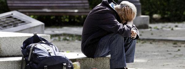 La pobreza afecta a cada vez más personas en España