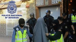 Los detenidos se dedicaban mayormente a la captación de mujeres