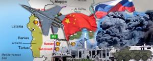 estrategia siria
