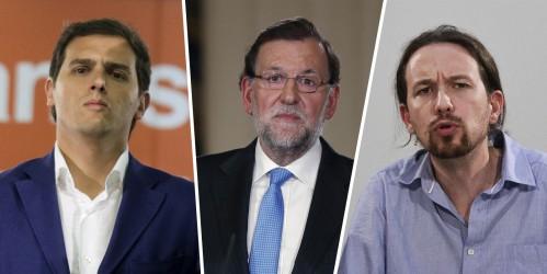 26/10/2015 Mariano Rajoy y Pablo Iglesias. El fabricante canadiense de componentes para automóviles Magna registró un beneficio neto de 51 millones de dólares (34,4 millones de euros al cambio actual) durante el tercer trimestre del año, en comparación con las pérdidas de 215 millones de dólares (145,2 millones de euros) contabilizadas en el mismo periodo de 2008, informó este viernes la empresa, que indicó que en el acumulado del año perdió 354 millones de dólares (239,1 millones de euros). La corporación norteamericana, aspirante a la compra de Opel hasta que General Motors decidió no vender su filial, señaló que sus resultados entre julio y septiembre de este año se vieron afectados por la reducción de la producción de automóviles en todo el mundo. La facturación de la multinacional canadiense se situó en 4.669 millones de dólares (3.154 millones de euros) en el tercer trimestre del presente ejercicio, lo que representa una reducción del 15,6% si se compara con los datos del mismo periodo de 2008. El beneficio operativo de Magna alcanzó los 81 millones de dólares (54,7 millones de euros) en el tercer trimestre, en comparación con las pérdidas netas de 215 millones de dólares (145,2 millones de euros) del mismo trimestre de 2008. 'NUMEROS ROJOS' EN EL ACUMULADO Por otro lado, la corporación canadiense contabilizó unas pérdidas netas de 354 millones de dólares (239,1 millones de euros) en los nueve primeros meses del presente ejercicio, lo que supone entrar en 'números rojos' en comparación con los 219 millones de dólares (148 millones de euros) de beneficio de 2008. Magna registró una facturación de 11.948 millones de dólares (8.072 millones de euros) entre enero y septiembre de este año, un 36% menos, mientras que en este periodo contabilizó unas pérdidas operativas de 386 millones de dólares (2610 millones de euros), frente al beneficio de 493 millones de dólares (333 millones de euros) del mismo periodo del año anterior.