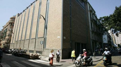 Imagen de la iglesia de Stella Maris, en Málaga