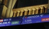 Las acciones de Abengoa se han desplomado hoy en la Bolsa