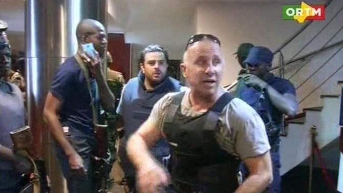 Fuerzas francesas llegadas desde Burkina Faso participaron del operativo en el Hotel Radisson de Mali
