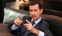 Bashar al Assad acusó a Francia tras los atentados en París