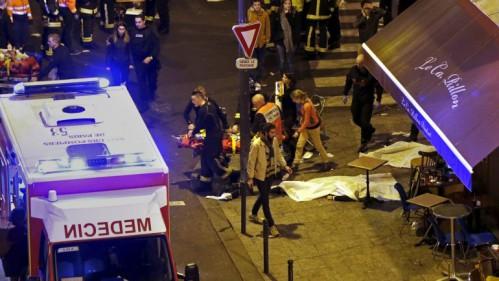 El teatro Le Bataclan se convirtió en un punto crítico elegido por los terroristas islámicos