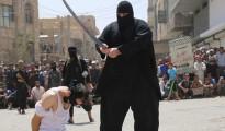 Una de las ejecuciones del Estado Islámico en Siria