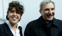 Francesca Chaouqui y monseñor Lucio Vallejo habrían filtrado documentos secretos del Vaticano